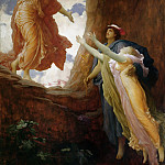 Frederick Leighton - The Return of Persephone