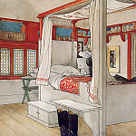 Carl Larsson - Daddys Room 1894-97