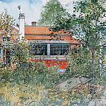 Carl Larsson - GCCAL2002C05_The_Cottage_1895