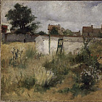 Carl Larsson - Landscape Study from Barbizon