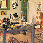 Carl Larsson - GCCAL2002C03_My_Acid_Workshop_1910