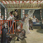 Carl Larsson - A Day of Celebration. From A Home