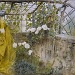 Carl Larsson - The Vine