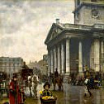 William Logsdail - St. Martin-In-The-Fields