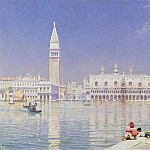 William Logsdail - Venice