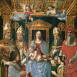Jan de Beer - Sforzesca Altarpiece
