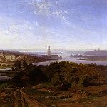 Wilhelm Camphausen - View of Potsdam