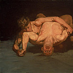 Vincent van Gogh - The Wrestlers