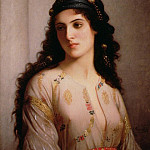 Charles Zacharie Landelle - Jewish Woman from Tangiers