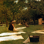 Max Liebermann - The bleach