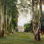 Max Liebermann - House in Wannsee