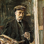 Rudolf Grossmann - Self Portrait
