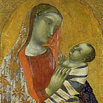 Evaristo Baschenis - Madonna and Child