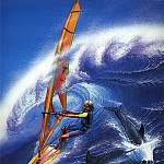 Christian Riese Lassen - Wind Surf Fantasy