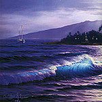 Christian Riese Lassen - Peaceful Lahaina Eve