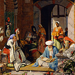 John Frederick Lewis - And the Prayer of Faith Shall Save the Sick, from James 5:15