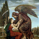 Evelyn De Morgan - The Angel of Death (I)