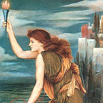 Aphrodite, Evelyn De Morgan