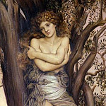 The Dryad, Evelyn De Morgan