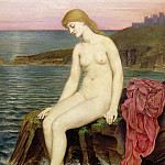 The Little Sea Maid, Evelyn De Morgan