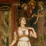 Evelyn De Morgan - The Crown of Glory