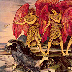 Aurora Triumphans, or Dawn, Evelyn De Morgan