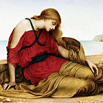 Ariadne in Naxos, Evelyn De Morgan