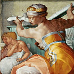 Antique world maps HQ - The Libyan Sibyl
