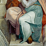 Michelangelo Buonarroti - The Persian Sibyl