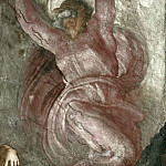 Michelangelo Buonarroti - Separation of Light from Darkness