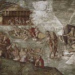 The Flood, Michelangelo Buonarroti