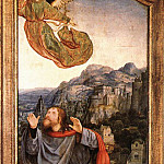 Quentin Massys - St Anne Altarpiece left wing