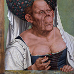 Quentin Massys - An Old Woman (The Ugly Duchess) 1515