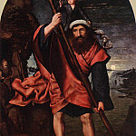 Quentin Massys - St Christopher
