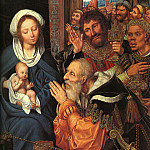 Quentin Massys - Adoration of the Magi