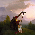 King Heimer and Aslög, Johan August Malmström