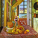 Henri Matisse - Interior with Phonograph