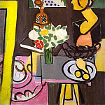 Henri Matisse - Nature morte aux coloquintes