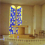 Henri Matisse - Interior of the Chapel of the Rosary, Vence