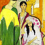 Henri Matisse - Three Sisters