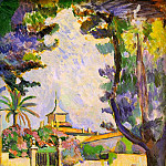 Henri Matisse - Place des Lices, St. Tropez, 1904, oil on canvas, St