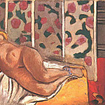 Henri Matisse - Yellow odalisque, 1926, National Gallery of Canada,