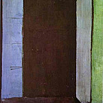 Henri Matisse - French Window at Collioure
