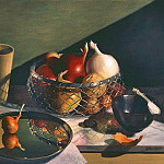 Linda Mann - Still Life with Onions