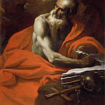 Domenico di Michelino - Saint Jerome (Attr)