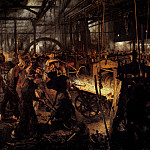 Adolph von Menzel - The Foundry