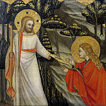 Fra Angelico - Noli me tangere (attr)