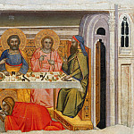 Lo Spagna (Giovanni di Pietro) - Supper in the House of the Pharisee (school)