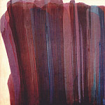 Morris Louis - intrigue 1954