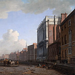 William Marlow - Whitehall, Looking Northeast